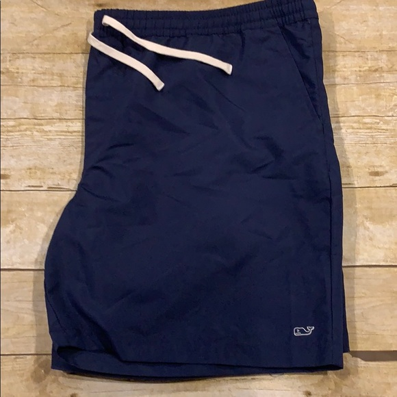 Vineyard Vines Other - Vineyard Vines Swim Trunks Navy Blue XXL